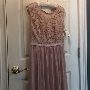 David's Bridal dress BNWT size8